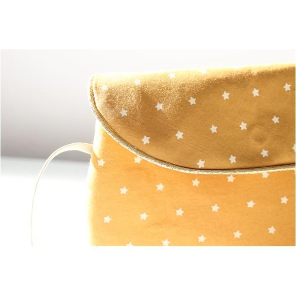 Sac a main pochette besace pochette poketto etoiles sac - Pochette rangement sac a main ...
