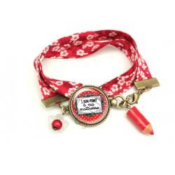 Bracelet  - Ma maîtresse est parfaite -