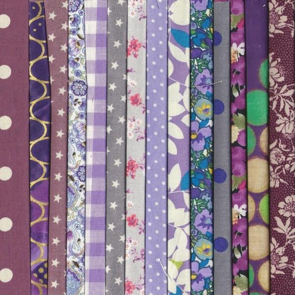 lot tissus patchwork pas cher