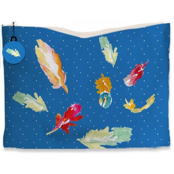 Kit de couture pour petite kit couture de corail indigo for Trousse de couture pour petite fille