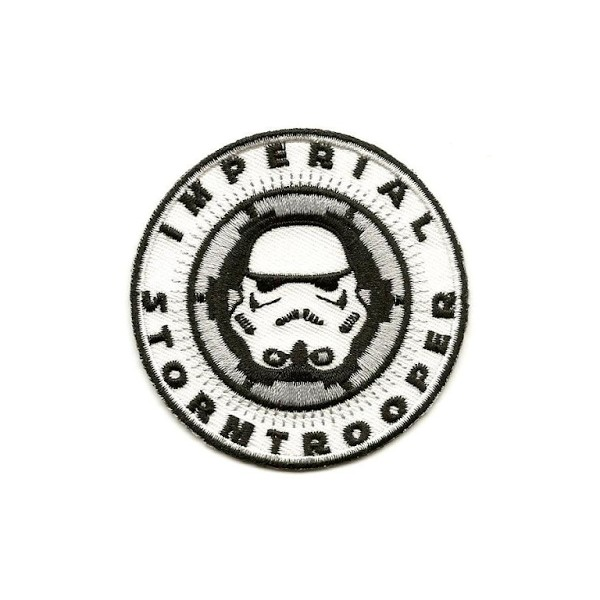 ecusson thermocollant star wars imperial stormtooper