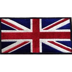 Ecusson thermocollant Union Jack