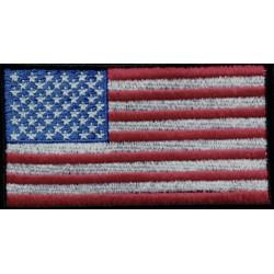 Ecusson thermocollant drapeau USA
