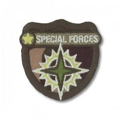"""Ecusson thermocollant militaire """"forces spéciales"""""""