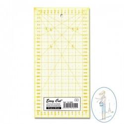 Règle patchwork Easy Cut 12 X 32 cm
