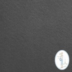 Coupon feutrine gris anthracite 20 X 30 cm