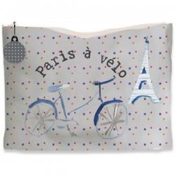 Kit trousse grise Paris à vélo