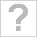 Bouton étoile paillette or - 18mm