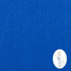Coupon feutrine bleu roy 20 X 30 cm