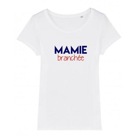 T-Shirt Mamie branchée