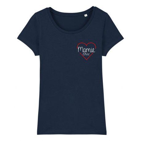 T-Shirt Mamie chic