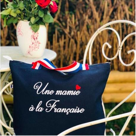 Sac Une mamie à la française