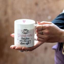Mug Grand-Mère sait faire autre chose qu'un bon café