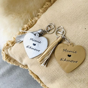 Porte clés - Mamie d'amour