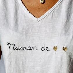 T-Shirt maman de enfants