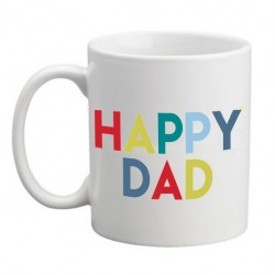 Mug pour papa Happy Dad