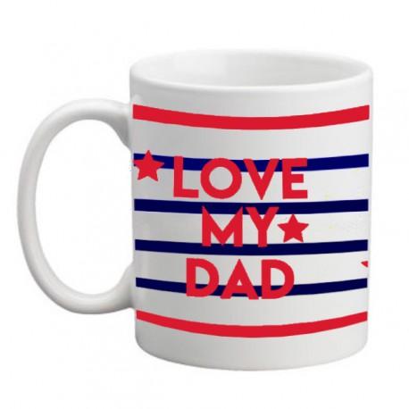 Mug Papa Love my Dad
