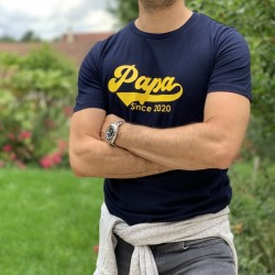T-Shirt Papa since