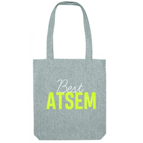 Tote bag Best Atsem