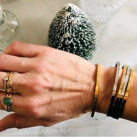 Bracelet jonc - Maitresse Nounou
