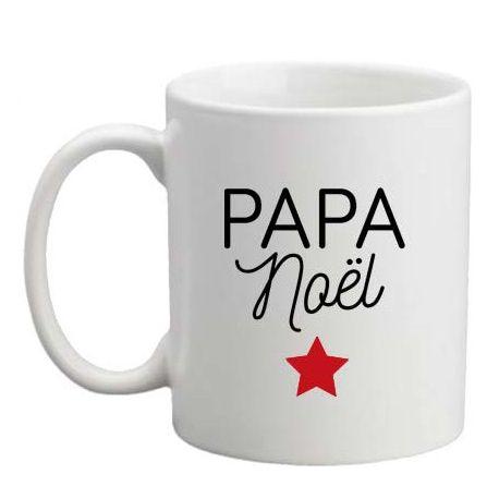 Mug Papa Noël