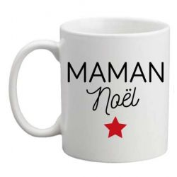 Mug Maman Noël