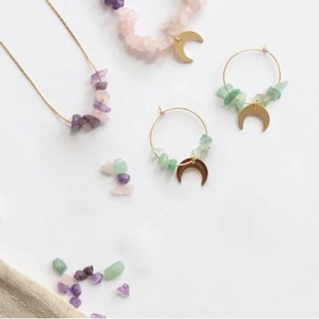 Kit bijoux : Mes bijoux de lithothérapie