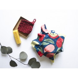 Kit créatif zéro déchet : Mon beewrap et tawashi