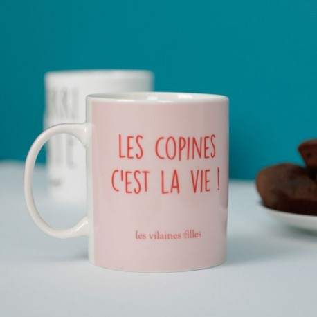 Mug Les copines c'est la vie