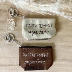 Porte monnaie Porte-clés parfaitement