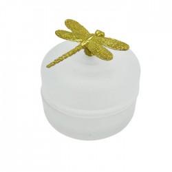 Boîte à bijoux libellule