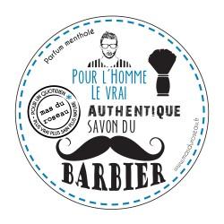 Savon du barbier
