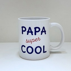 Mug Mon papa que j'aime