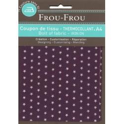 Tissu thermocollant étoile FROUFROU