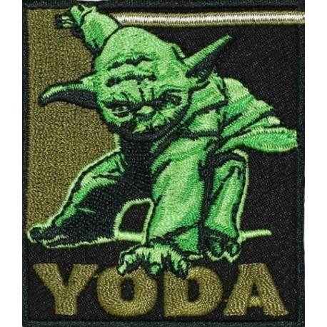 Ecusson thermocollant Star Wars Yoda