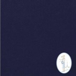 Coupon feutrine bleu marine 20 X 30 cm