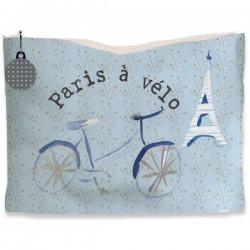 Kit trousse bleu Paris à vélo