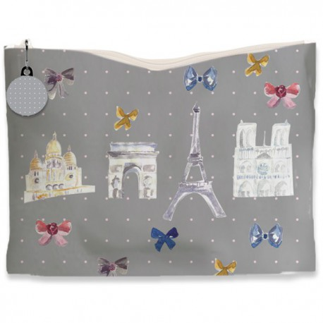 Kit trousse grise Paris