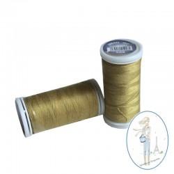 Fil à coudre polyester 200m estragon - 509