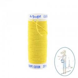 Fil à coudre élastique pour fronces et smocks - Lebeaufil