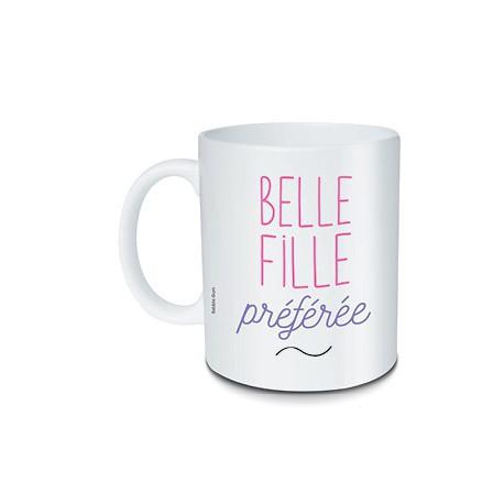 Mug Belle fille préférée