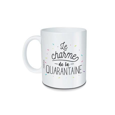 Mug Le charme de la quarantaine