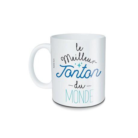 Mug Meilleur Tonton