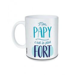 Mug Papy le plus fort