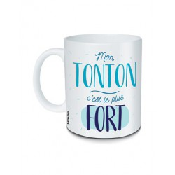 Mug Tonton le plus fort