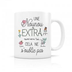 Mug Une Nounou extra