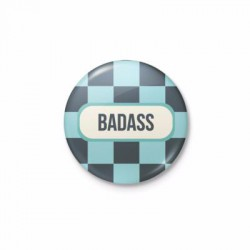Badge Badass