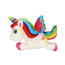 Squishy kawaii licorne étoile - ANTI STRESS