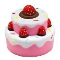Squishy kawaii gâteau anniversaire - ANTI STRESS