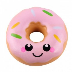Squishy kawaii donuts rose - ANTI STRESS